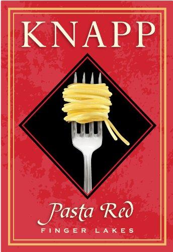 Nv Knapp Winery Pasta Red 750 Ml
