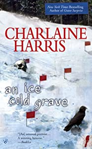 "Cover of ""An Ice Cold Grave (Harper Conne..."