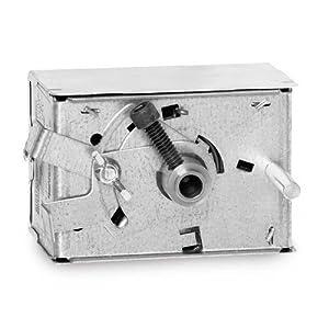 Honeywell m847d1012 actuator spring return direct mount for Honeywell damper motor m847d1004