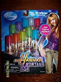 Disney Hannah Montana Roll-On Lipgloss 10 Piece Flavored Set