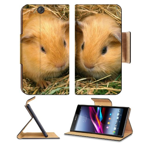 Animals Outdoors Guinea Pigs Bedding Sony Xperia Z Ultra Flip Case Stand Magnetic Cover Open Ports Customized Made To Order Support Ready Premium Deluxe Pu Leather 7 1/4 Inch (185Mm) X 3 15/16 Inch (100Mm) X 9/16 Inch (14Mm) Msd Sony Xperia Z Ultra Cover front-933598