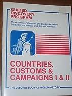World History: Teacher's Manual &…