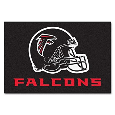 Fanmats NFL Atlanta Falcons Nylon Rug
