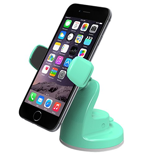 iOttie Easy View 2 Car Mount Holder for iPhone 6 (4.7)/Plus (5.5) /5s/5c, Samsung Galaxy S6/S6 Edge/S5/S4/Note 4/3, LG G3, Google Nexus 5 -Retail Packaging -Mint