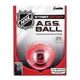 Franklin Streethockey Ball AGS Super High Density, rot,...