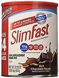 SlimFast Powder Shake Mix, Rich Chocolate Royale, 31.18 oz
