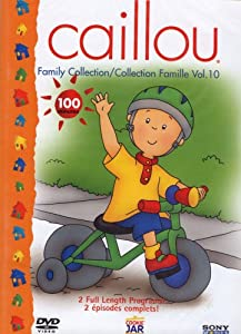 Amazon.com: Caillou - Family collection Vol. 10: Annie ...Caillou Family Collection