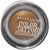 Maybelline Color Tattoo Eyeshadow Limited Edition - 300 Gold Shimmer