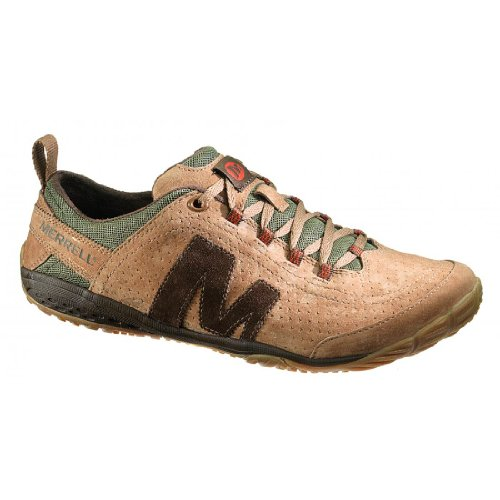 Merrell Men's Barefoot Life Excursion Glove Low-Top Sneakers