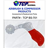 TCP Global Brand Polishing and Buffing Pad Cleaning Spur Tool for Revitalizing Polisher Compound Pads and Bonnets