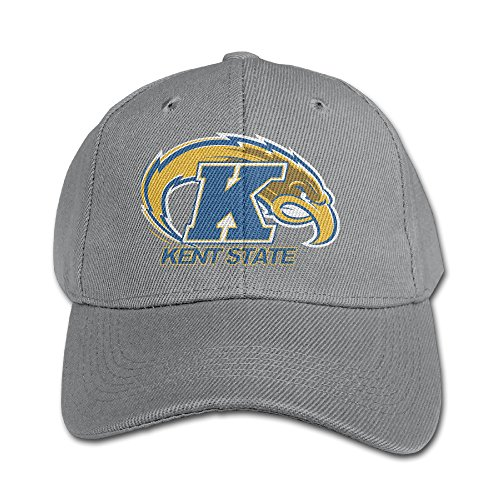 WG Custom Funny Unisex-Adult Kent State University Golden Flashes Trucker Hats Ash (Kitchenaid Hand Mixer Grey compare prices)