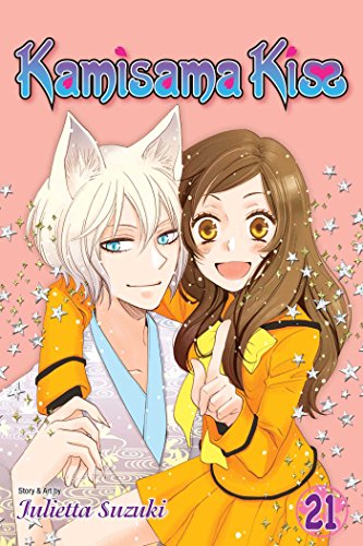 Kamisama Kiss, Vol. 21