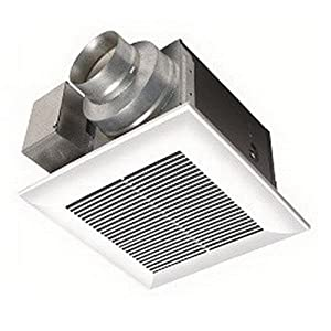 panasonic fv-08vq5 whisperceiling 80 cfm ceiling mounted best bathroom fans reviews