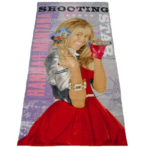 pour-enfants-enfants-hannah-montana-serviette-de-plage-100-coton-motif-chasse-100-coton-comme-sur-la