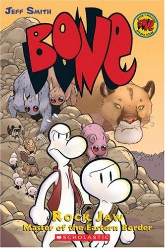 Bone Volume 5: Rock Jaw: Master of the Eastern Border