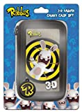 Raving Rabbids 4pc 3D EVA Set - Style 1 (Nintendo 3DS/DSi)