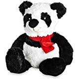 Cozy Hugs Microwavable Hot & Cold Aromatherapy Plush Animal Warmer, Panda