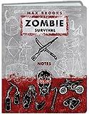 Zombie Survival Notes Mini Journal