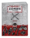 img - for Zombie Survival Notes Mini Journal book / textbook / text book