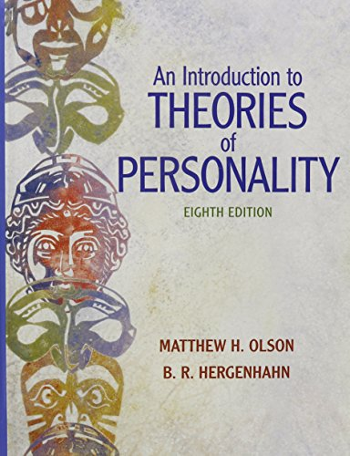 Introduction to Theories of Personality, An with MyPsychKit (8th Edition) (Theory Of Personality 8th Edition compare prices)
