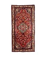 CarpeTrade Alfombra Persian Hamadan (Rojo/Multicolor)