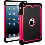 HHI Aero Armor Case For IPad Mini - Hot Pink (Package Include A HandHelditems Sketch Stylus Pen)
