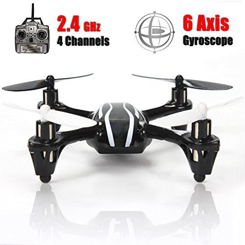 Drone Quadcopter JXD 385 - Best Mini Drones on sale - UFO 3D Flip, Easy Flight Control, Stable Landing, Fast Response Remote - KiiToys® USA Warranty