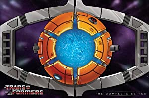 Transformers: The Complete Series (25th Anniversary Matrix of Leadership Edition)