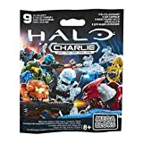 Mega Bloks Halo Charlie Series Mystery Pack Cnc84 (Includes 1, Styles Vary)