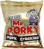 Mr Porky Pork Crackles 45 g (Pack of 24)