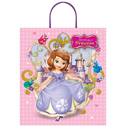 Treat Bag Sofia the First 1 Count