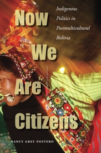 Now We Are Citizens: Indigenous Politics in Postmulticultural Bolivia PDF