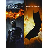 The Dark Knight, le chevalier noir - Batman Begins : coffret 2 DVDpar Christian Bale