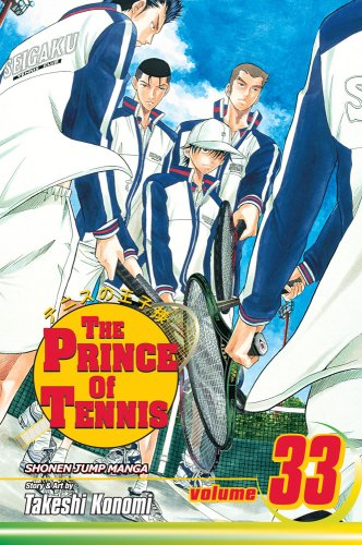 The Prince of Tennis, Vol. 33: Kunimitsu in Kyushu