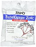 Zand Herbalozenge, Sweet Elderberry Zinc, 15 Count (Pack of 3)