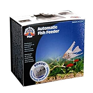Penn Plax Daily Double Plus Vacation Fish Feeder