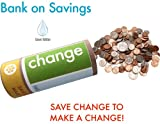 Bank on Savings! Water Bank Saving Eco-kit| Change | Water Conservation Tip Saver Bank