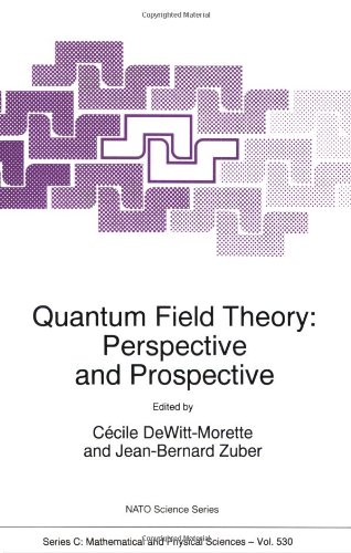 Quantum Field Theory: Perspective And Prospective (Nato Science Series C:)