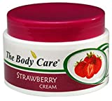 Strawberry Cream an excellent skin cleanser-100grm