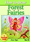 how to draw the forest fairies (step by step) (how to draw comics and cartoon characters)