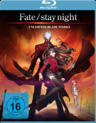 Fate/stay Night [Alemania] [Blu-ray]