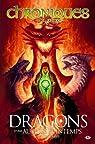 Lancedragon - Chroniques de Lancedragon, tome 3, partie 1 : Dragons d'une aube de printemps (BD) par Weis