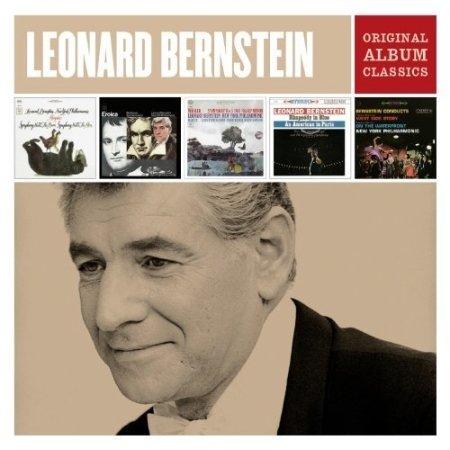 Classic CD, Leonard Bernstein - Original Album Classics 5CD Boxset[002kr]