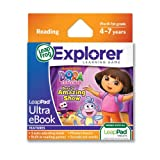 LeapFrog LeapPad Ultra eBook: Dora the Explorer Dora's Amazing Show