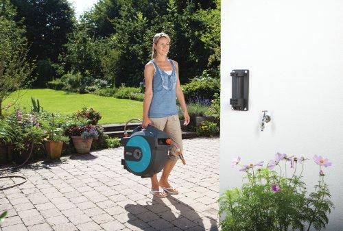 Gardena-8023-20-Comfort-Wand-Schlauchbox-25-roll-up-automatic