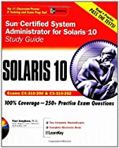 Sun Certified System Administrator for Solaris 10 Study Guide (Exams 310-200 & 310-202)