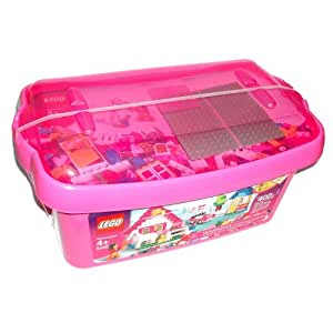 LEGO Pink Brick Box Large (5560)