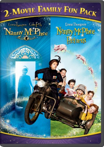 Nanny McPhee 2-Movie Family Fun Pack (Nanny Mcphee And The Big Bang compare prices)