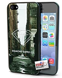Diamond SUpply URBAN iPhone 5 / 5S case sexy swag dope life illest (Black)