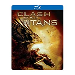 Clash of the Titans [Blu-ray Steelbook]